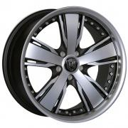 Marcello MT-11 alloy wheels