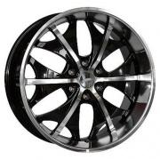 Mi-tech D-12 alloy wheels