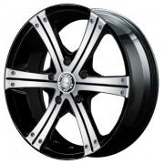 Mi-tech MK-150S alloy wheels