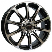 Mi-tech MR-01 alloy wheels