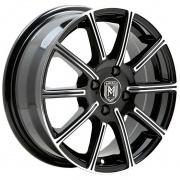 Mi-tech MR-07 alloy wheels