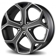 Momo (REDS)DARKBLADE alloy wheels