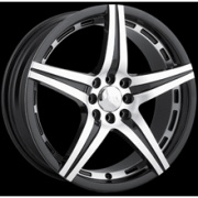MPW MP106 alloy wheels