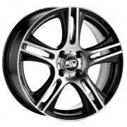 MSW 11 alloy wheels