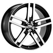 MSW 12 alloy wheels