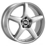 MSW 14 alloy wheels