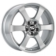 MSW 15 alloy wheels