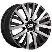 MSW 18 alloy wheels