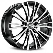 MSW 20/5 alloy wheels