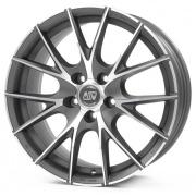 MSW 25 alloy wheels