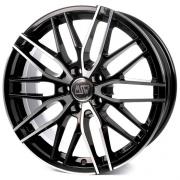 MSW 72 alloy wheels