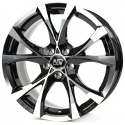 MSW Cross Over alloy wheels