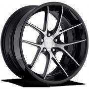 Niche Targa forged wheels