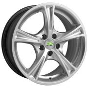 Nitro Y-232 alloy wheels