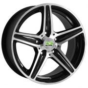 Nitro Y-253 alloy wheels