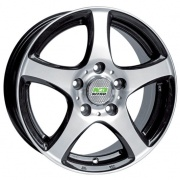 Nitro Y-279 alloy wheels