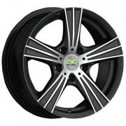 Nitro Y-343 alloy wheels