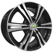 Nitro Y-468 alloy wheels