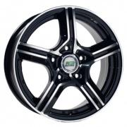 Nitro Y-738 alloy wheels