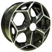 Nitro Y-741 alloy wheels