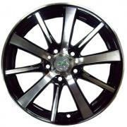 Nitro Y-3120 alloy wheels