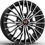 NZ F-3 alloy wheels