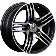 NZ SH606 alloy wheels