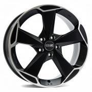 OZ Racing AspenHLT alloy wheels