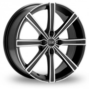 OZ Racing Lounge8 alloy wheels