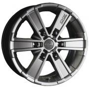 OZ Racing Off-Road6 alloy wheels