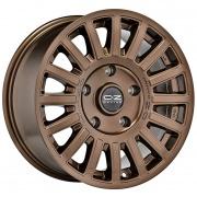 OZ Racing RallyRaid alloy wheels