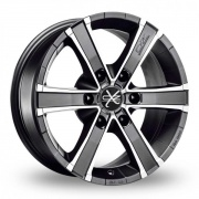 OZ Racing Sahara alloy wheels