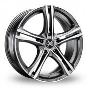 OZ Racing X5B alloy wheels