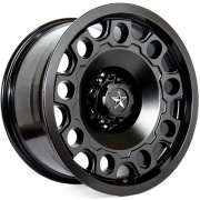 PDW Advanture alloy wheels