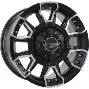 PDW Blackout alloy wheels