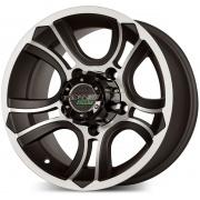 PDW Crank alloy wheels