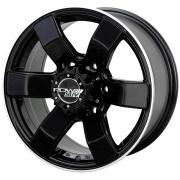 PDW Horizon alloy wheels