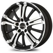 PDW Toxic alloy wheels