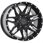 PDW Venom alloy wheels