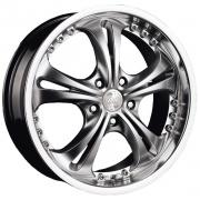 Racing Wheels H-204 alloy wheels