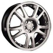 Racing Wheels H-238R alloy wheels
