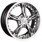 Racing Wheels H-255 alloy wheels