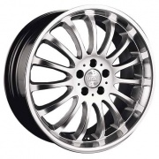 Racing Wheels H-261 alloy wheels
