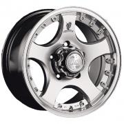 Racing Wheels H-323 alloy wheels
