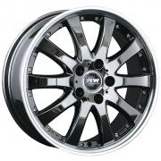 Racing Wheels H-332 alloy wheels
