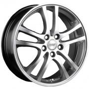 Racing Wheels H-334 alloy wheels