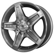 Replica 185 alloy wheels