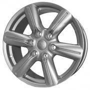 Replica 261 alloy wheels