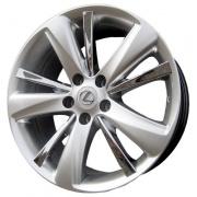 Replica 265 alloy wheels