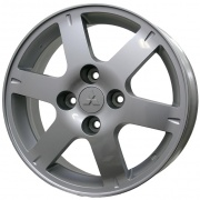 Replica 307 alloy wheels